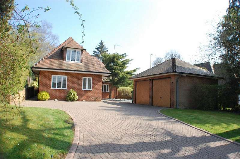 4 Bedrooms Detached House for sale in Briary Wood Lane, WELWYN, Hertfordshire