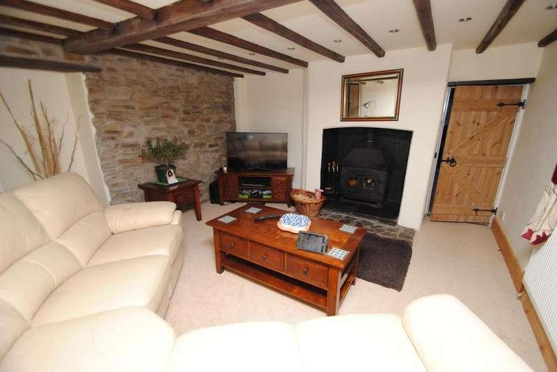 3 Bedrooms Detached House for sale in Milton Damerel, Holsworthy
