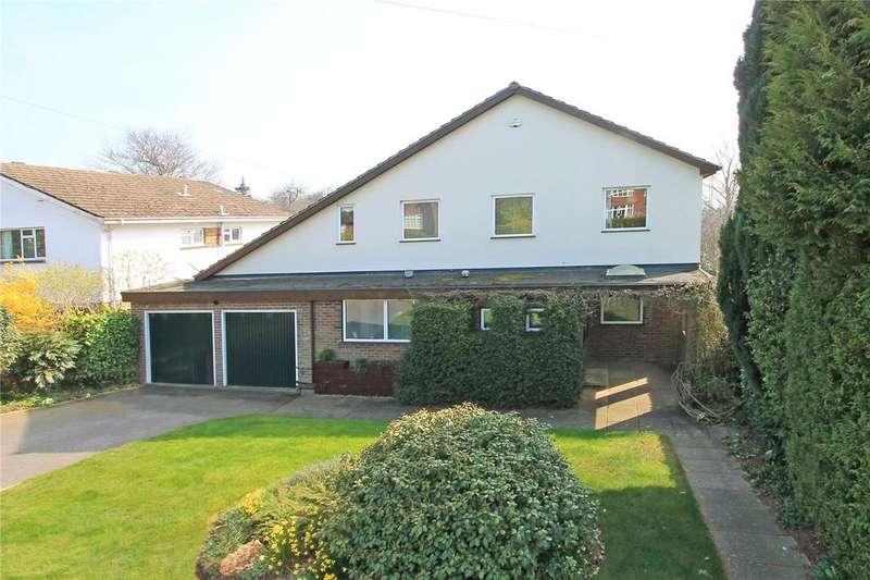 4 Bedrooms Detached House for sale in St Lawrence Avenue, Bidborough, Tunbridge Wells, Kent, TN4