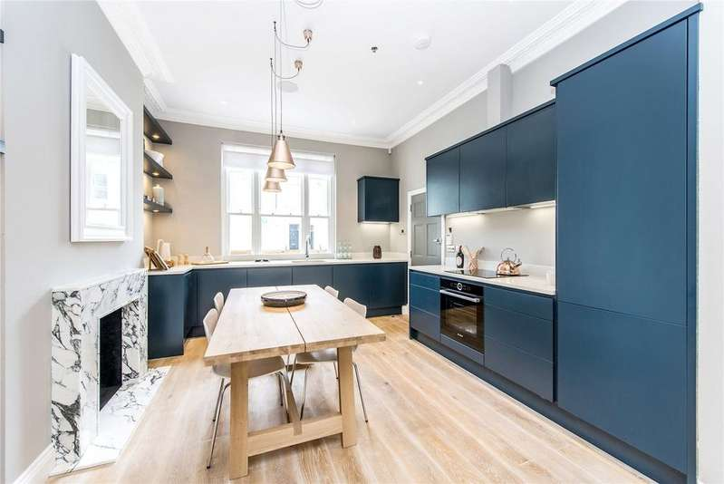2 Bedrooms Apartment Flat for sale in Fernshaw Road, London, SW10
