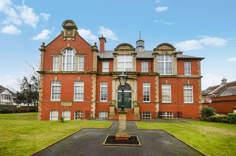 1 Bedroom Flat for sale in 16 College Court, Clifton Drive South, Lytham St. Annes, FY8 1QE