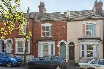 2 Bedrooms Terraced House for sale in Perry Street, Abington, Northampton, NN1 4HP