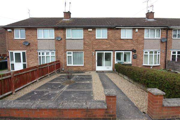 3 Bedrooms Terraced House for sale in Parry Road, Wyken, Coventry