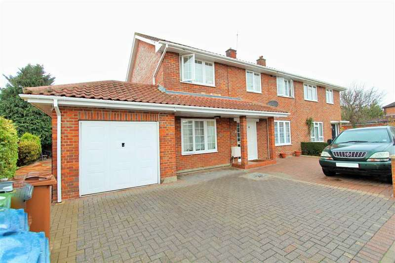 8 Bedrooms Semi Detached House for sale in Honister Gardens, Stanmore