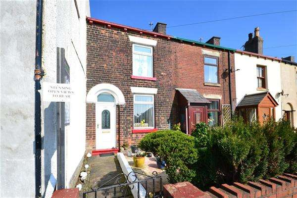 2 Bedrooms Terraced House for sale in Bolton Road, Wigan
