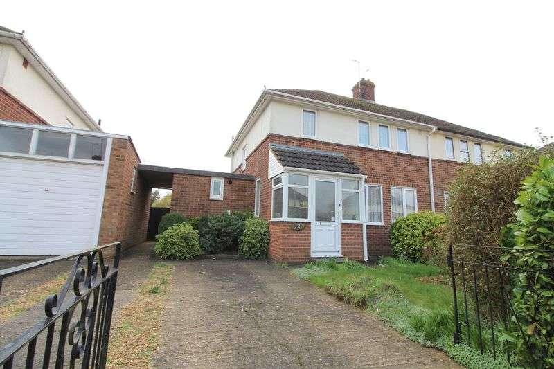 3 Bedrooms Semi Detached House for sale in Moorhills Road, Wing, Leighton Buzzard