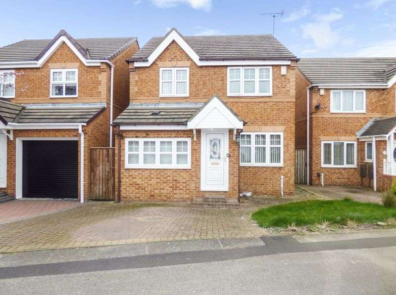 3 Bedrooms Detached House for sale in Parklands Way, NE10 8YW