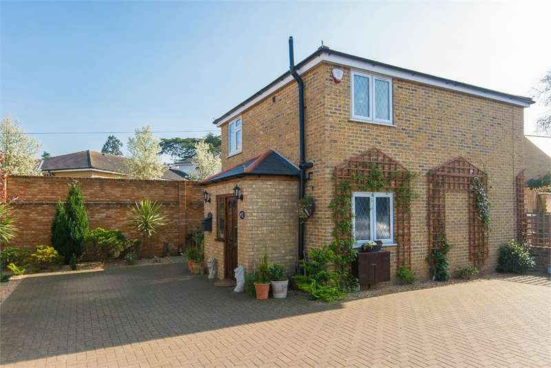 2 Bedrooms Detached House for sale in High Street, Harefield, Middlesex