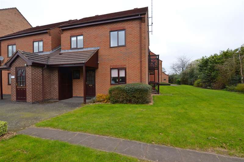 1 Bedroom Apartment Flat for sale in Peter James Court, Stafford