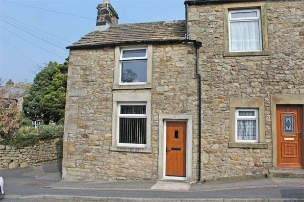 2 Bedrooms End Of Terrace House for sale in Moorside Road, Brookhouse, Lancaster, Lancashire