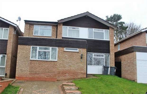 5 Bedrooms Detached House for sale in Manway Close, Birmingham, West Midlands