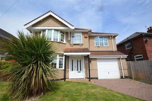 4 Bedrooms Detached House for sale in Feilden Road, Bebington, Merseyside
