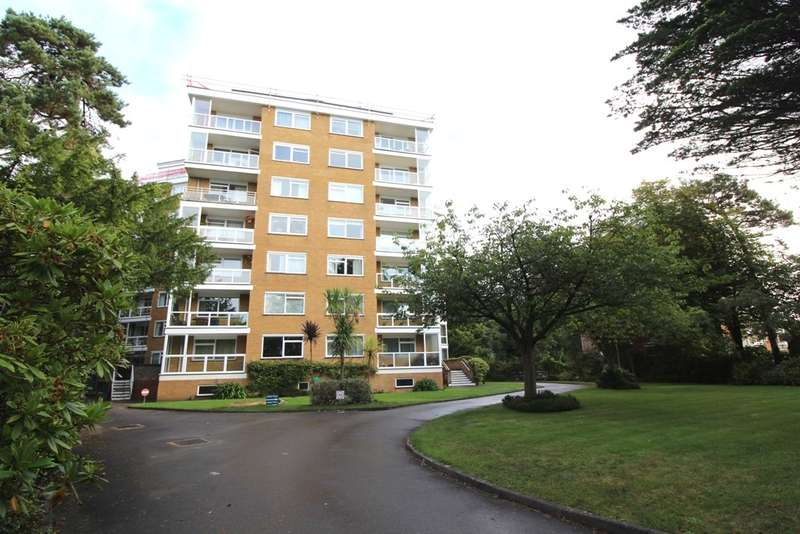 2 Bedrooms Apartment Flat for sale in 23 West Cliff Road, West Cliff, Bournemouth