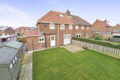 3 Bedrooms Semi Detached House for sale in Bullamoor Road, Northallerton