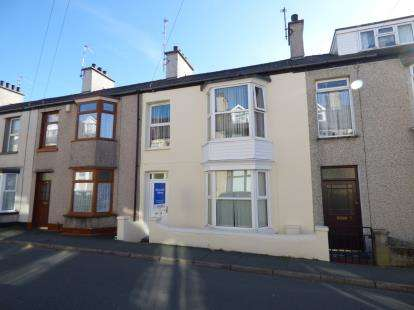 2 Bedrooms Terraced House for sale in Maeshyfryd Road, Holyhead, Sir Ynys Mon, LL65