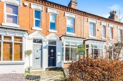 2 Bedrooms Terraced House for sale in Earls Court Road, Harborne, Birmingham, West Midlands