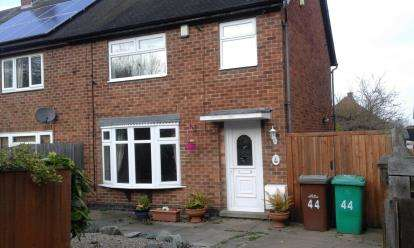 4 Bedrooms End Of Terrace House for sale in Stanesby Rise, Clifton, Nottingham