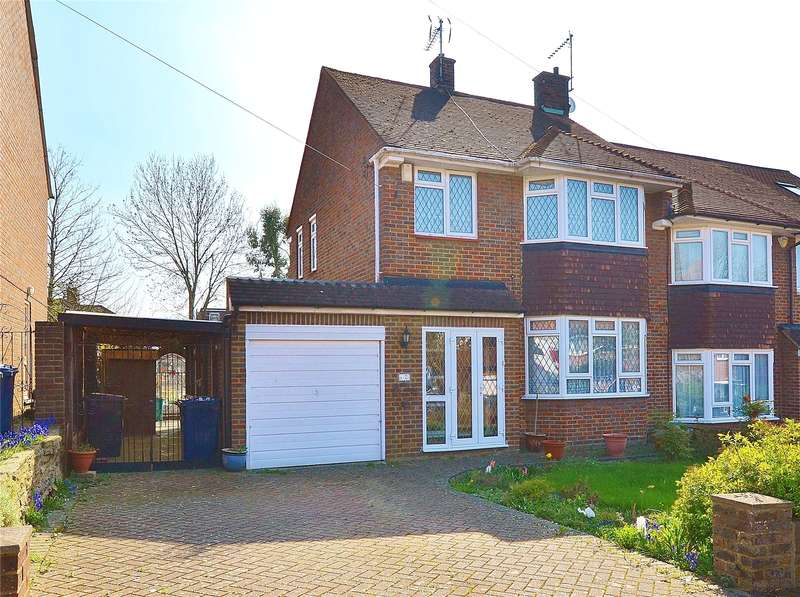 3 Bedrooms Semi Detached House for sale in Wilton Road, Cockfosters, Barnet, EN4
