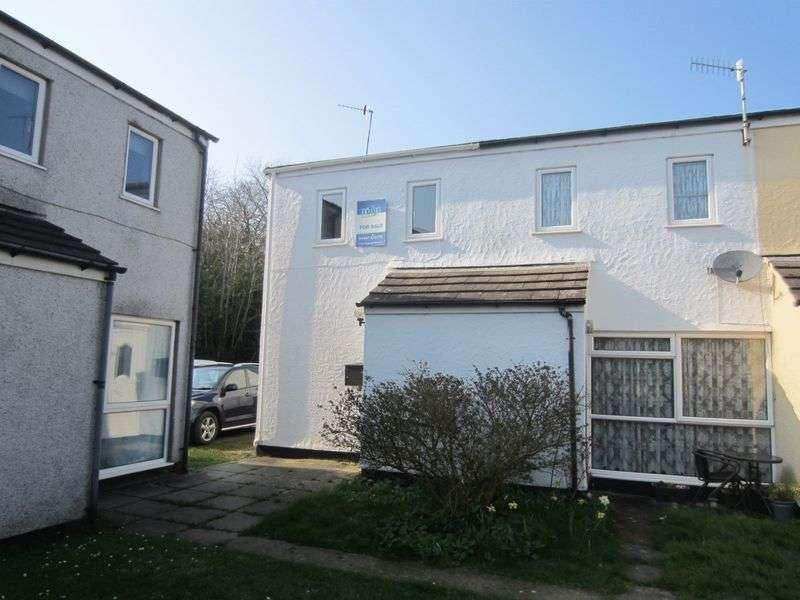 3 Bedrooms Terraced House for sale in Bull Bay Road, Amlwch