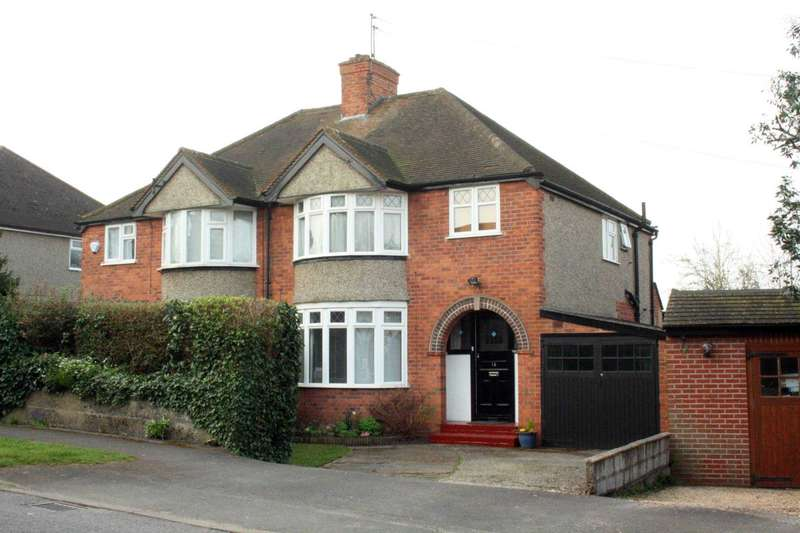 3 Bedrooms Semi Detached House for sale in Whitegates Lane, Earley