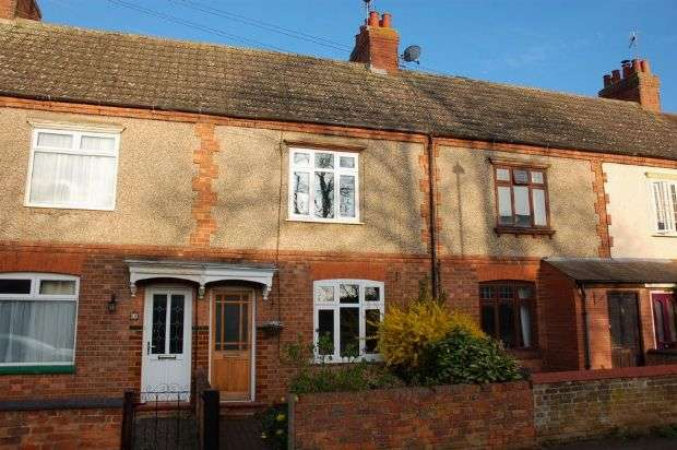 2 Bedrooms Terraced House for sale in Northampton Road, Brixworth, Northampton NN6 9DY