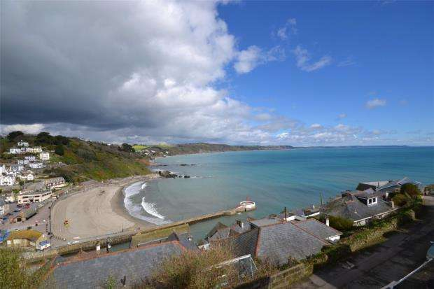 2 Bedrooms End Of Terrace House for sale in Dawn Road, Looe, Cornwall