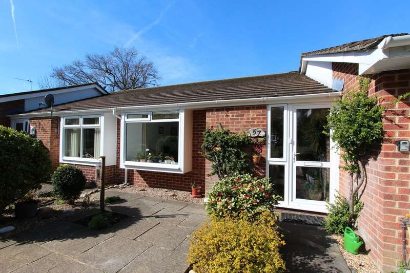 2 Bedrooms Terraced Bungalow for sale in HIGHCLIFFE ON SEA