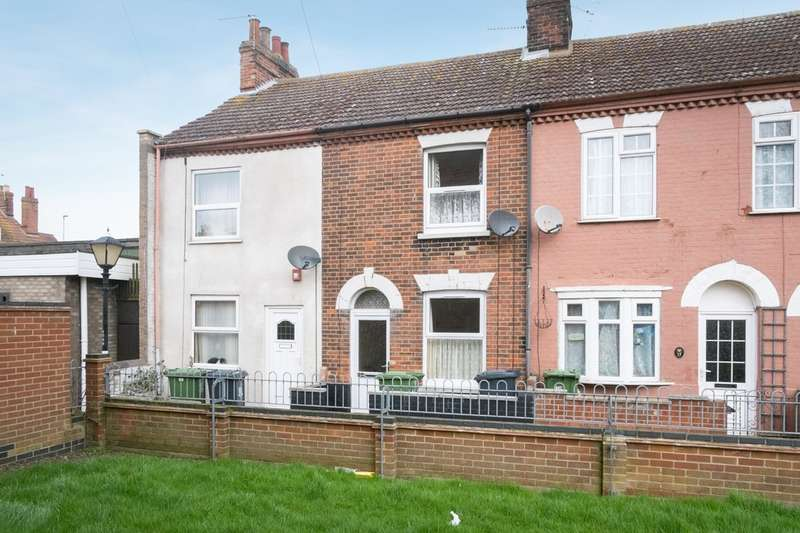 2 Bedrooms Terraced House for sale in Row 34, Great Yarmouth