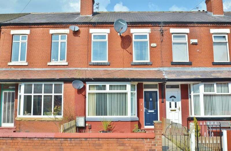 2 Bedrooms Terraced House for sale in Hayfield Road, Salford