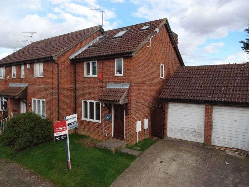 5 Bedrooms House for sale in Fieldfare Green, Luton