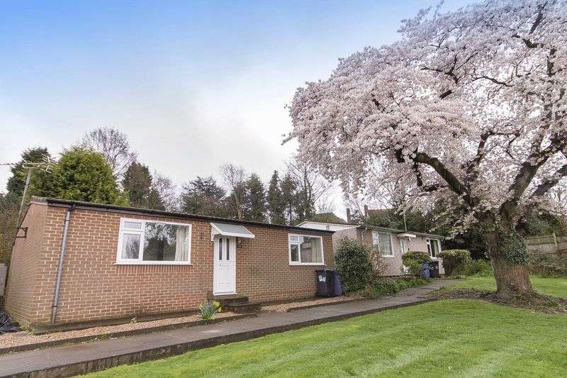 2 Bedrooms Detached Bungalow for sale in BRETTON AVENUE, LITTLEOVER