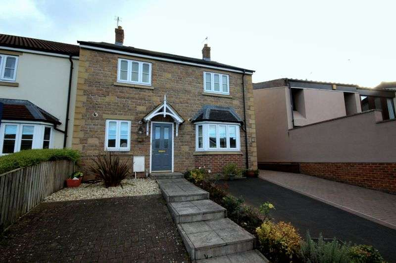 2 Bedrooms Terraced House for sale in North Street, Nailsea