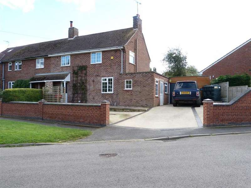 3 Bedrooms Semi Detached House for sale in The Lealand, East Farndon, Market Harborough