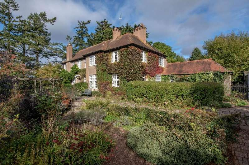 6 Bedrooms Detached House for sale in Combe Florey, Taunton