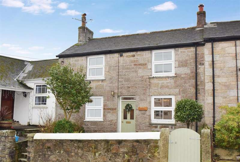 3 Bedrooms Terraced House for sale in Fore Street, Constantine, Falmouth
