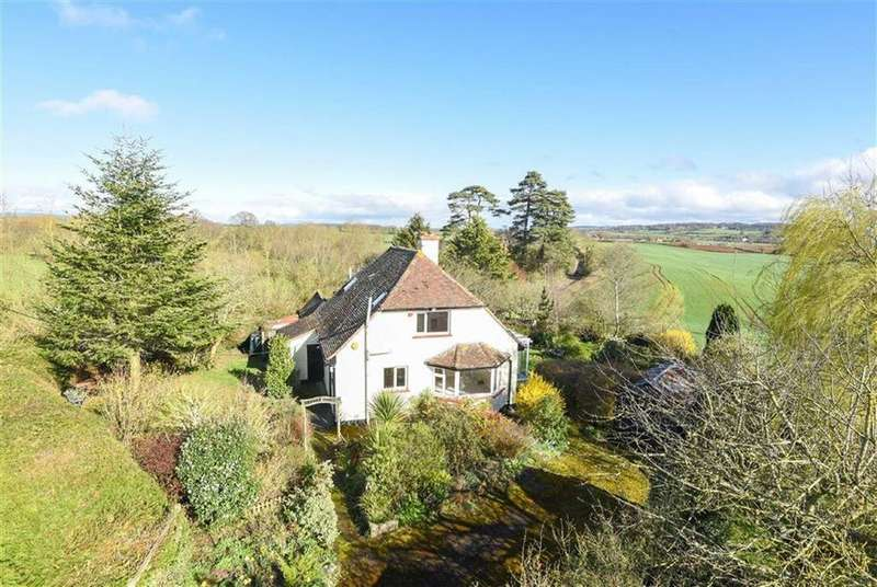 2 Bedrooms Detached House for sale in Newton St Cyres, Exeter, Devon, EX5