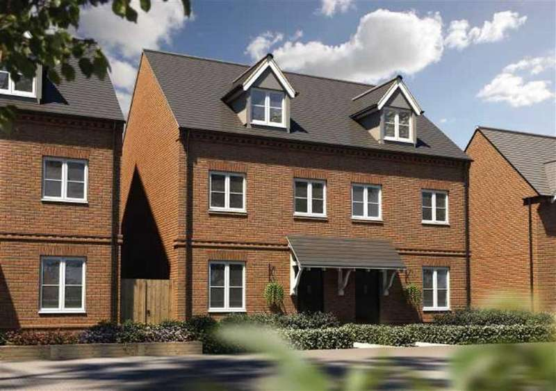 3 Bedrooms Semi Detached House for sale in Southam Grange, Banbury Road, Southam