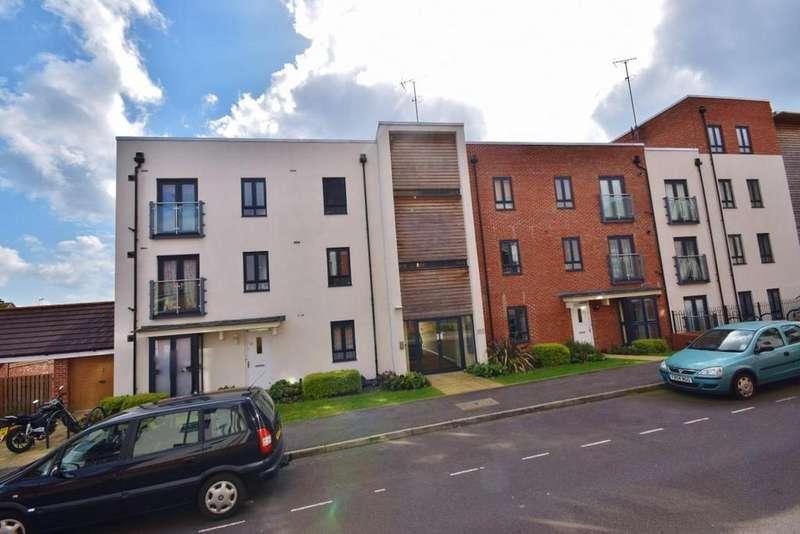 2 Bedrooms Flat for sale in Sinclair Drive, Basingstoke, RG21