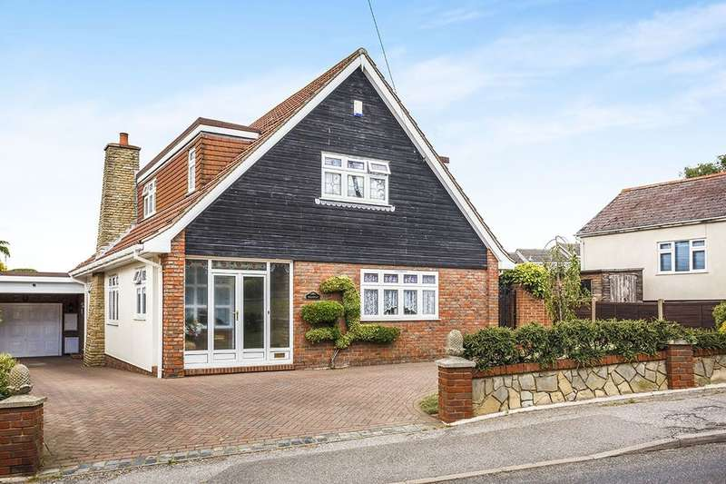 4 Bedrooms Detached House for sale in Scocles Road, Minster On Sea, Sheerness, ME12