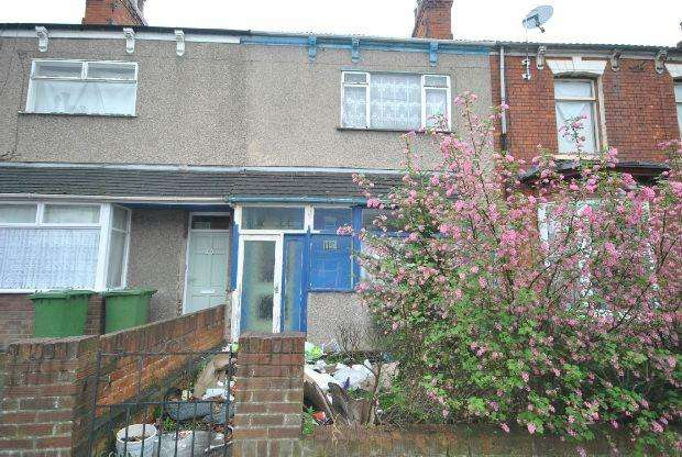 3 Bedrooms Terraced House for sale in Hainton Avenue, Grimsby