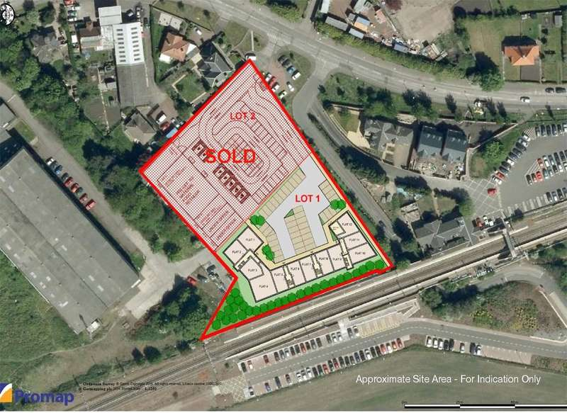 Land Commercial for sale in Preston Works, Gardiner Terrace, Prestonpans, East Lothian