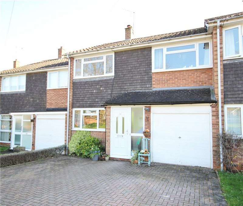 3 Bedrooms Terraced House for sale in Froxmere Road, Crowle, Worcester, Worcestershire, WR7