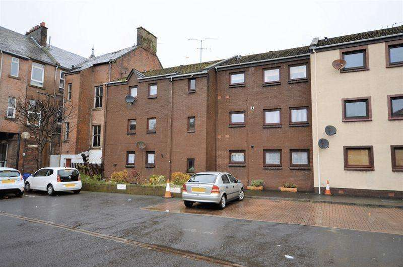 2 Bedrooms Flat for sale in 4D Garden Court, Ayr ,KA8 0AT