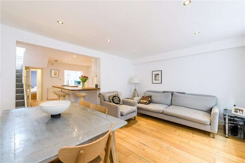 4 Bedrooms House for sale in Frome Street, London, N1