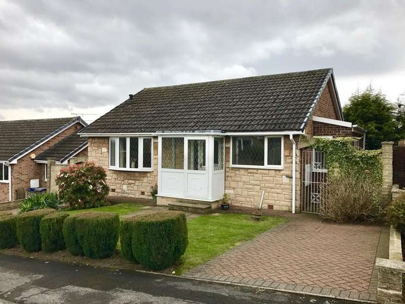 2 Bedrooms Detached Bungalow for sale in Bodmin Court, Monk Bretton, Barnsley S71