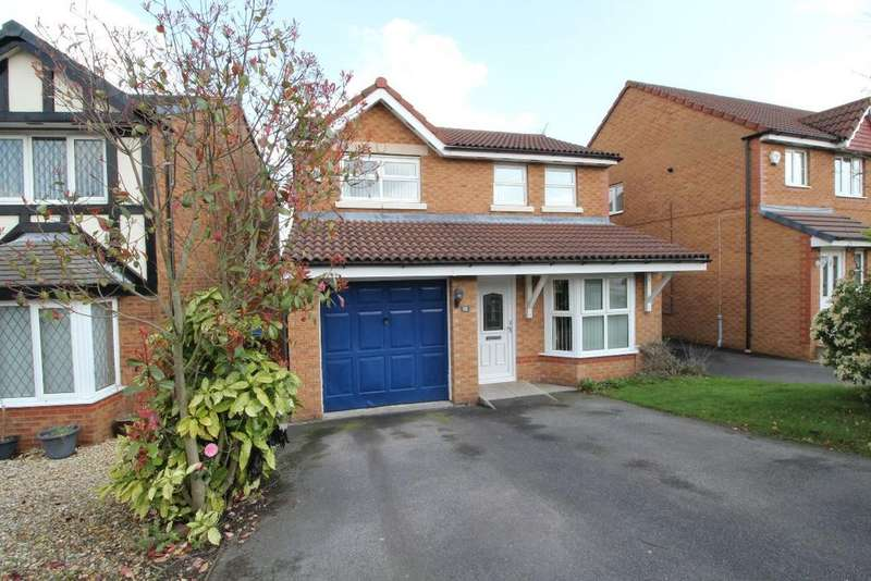 3 Bedrooms Detached House for sale in Saxon Way