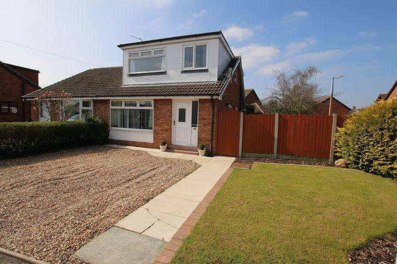 3 Bedrooms Semi Detached House for sale in Great Gill, Walmer Bridge
