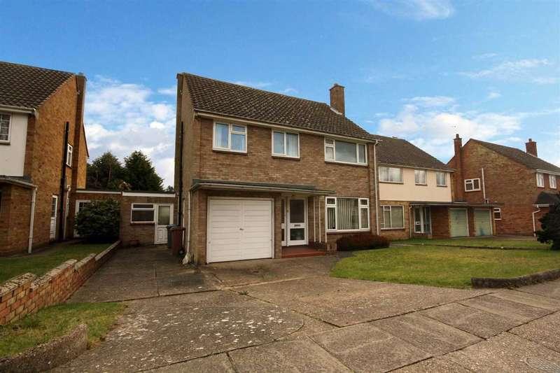 4 Bedrooms Link Detached House for sale in Salehurst Road, Ipswich