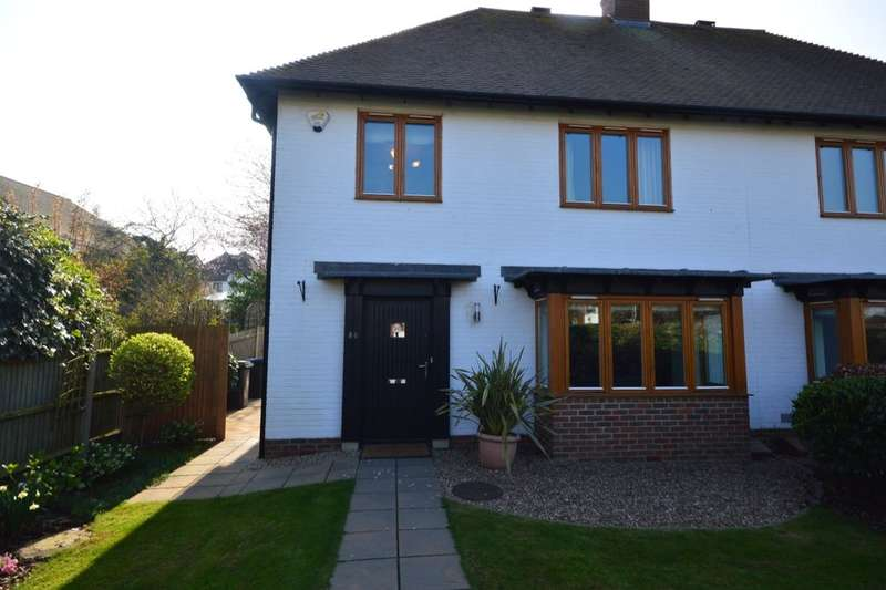 3 Bedrooms Semi Detached House for sale in New Dover Road, Canterbury, CT1