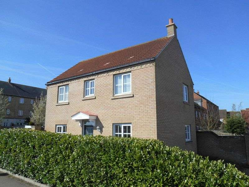 3 Bedrooms Detached House for sale in Bridgnorth Drive, Kingsmead, Milton Keynes